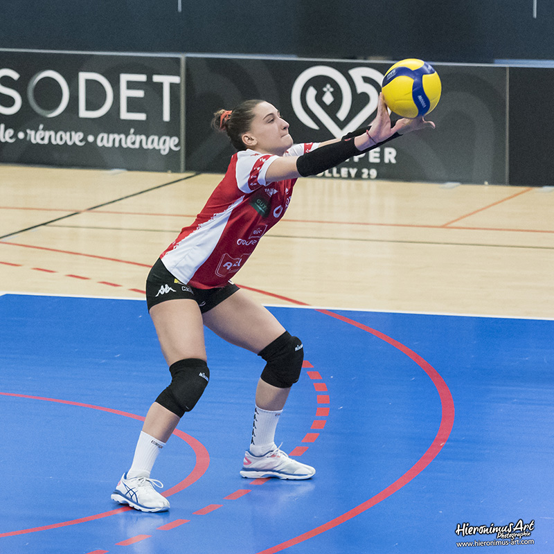 112-QuimperVolley29 - Volley-Ball Halluin