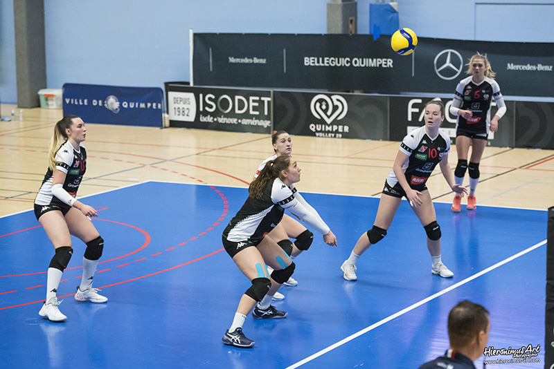135-QuimperVolley29 - Volley-Ball Halluin