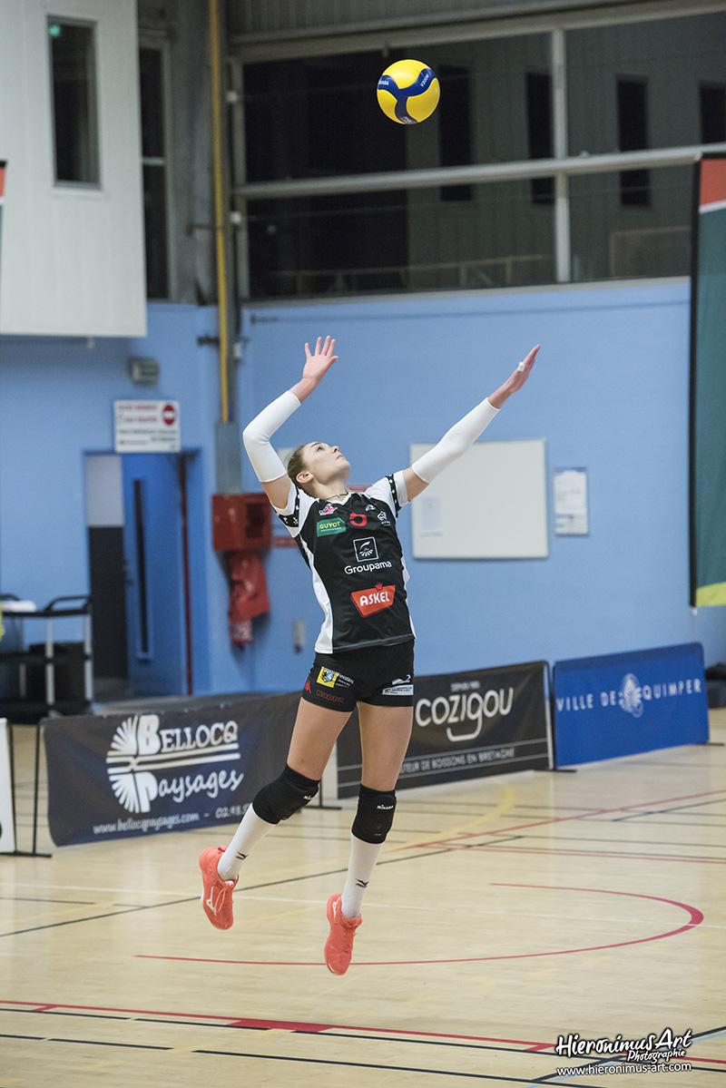 16-QuimperVolley29 - Volley-Ball Halluin