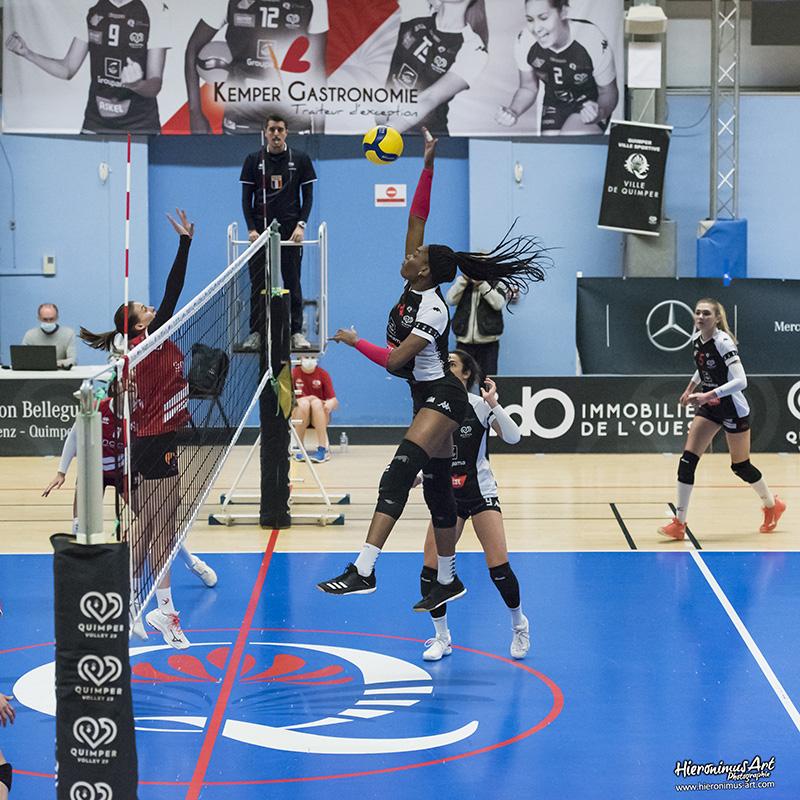 161-QuimperVolley29 - Volley-Ball Halluin