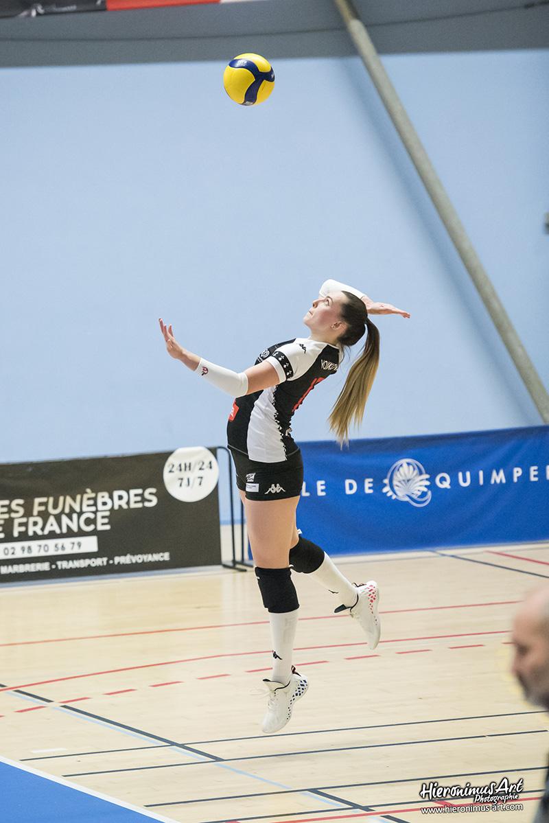 185-QuimperVolley29 - Volley-Ball Halluin