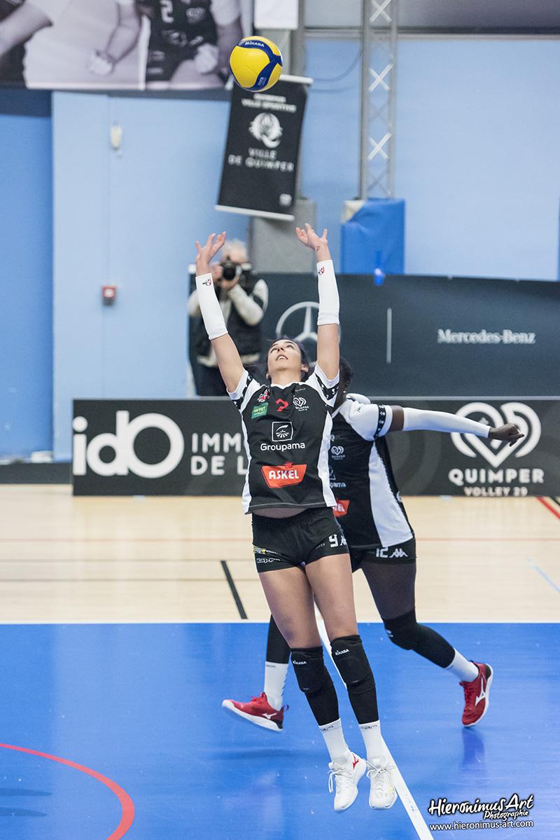 191-QuimperVolley29 - Volley-Ball Halluin