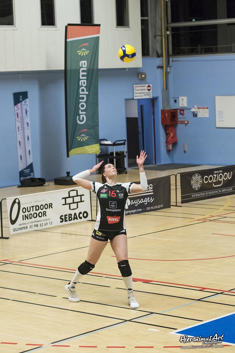 26-QuimperVolley29 - Volley-Ball Halluin
