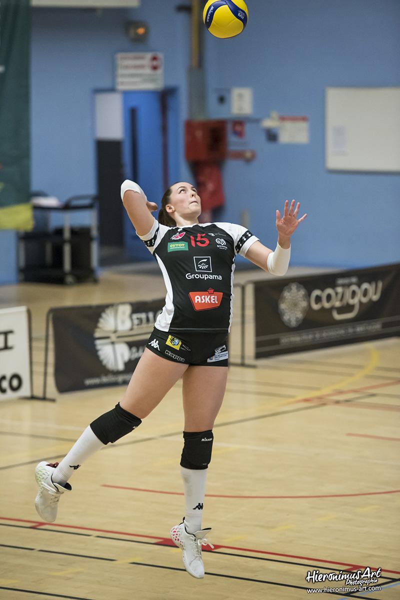 33-QuimperVolley29 - Volley-Ball Halluin