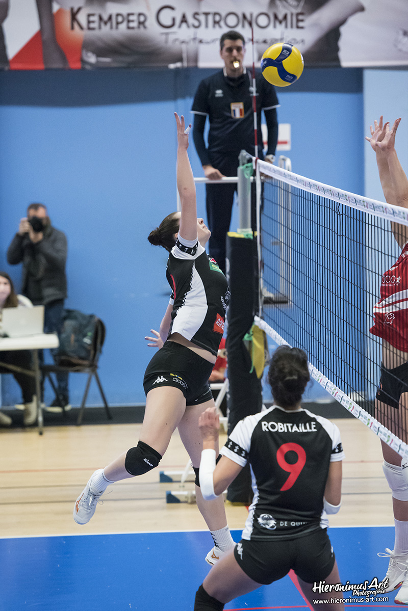 43-QuimperVolley29 - Volley-Ball Halluin
