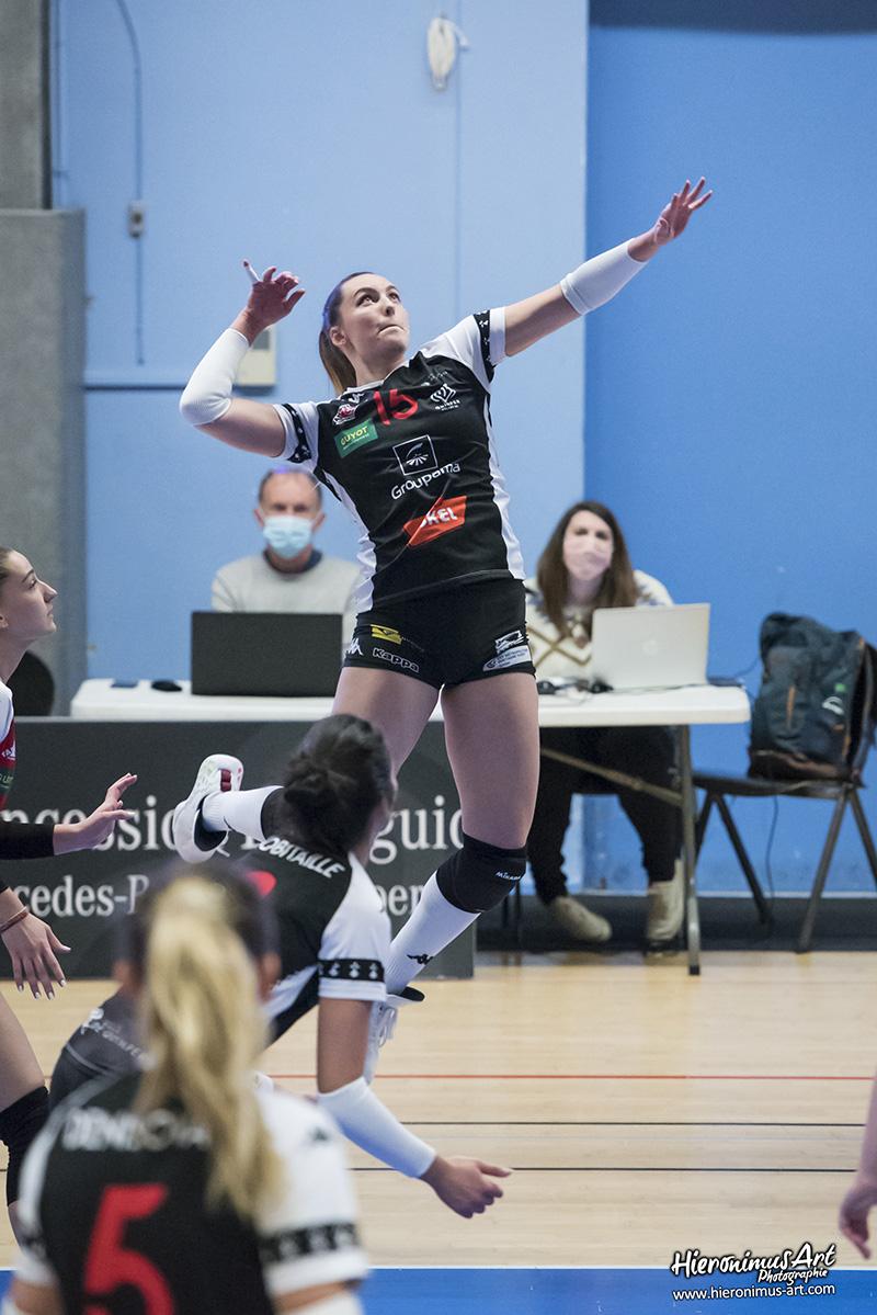 53-QuimperVolley29 - Volley-Ball Halluin