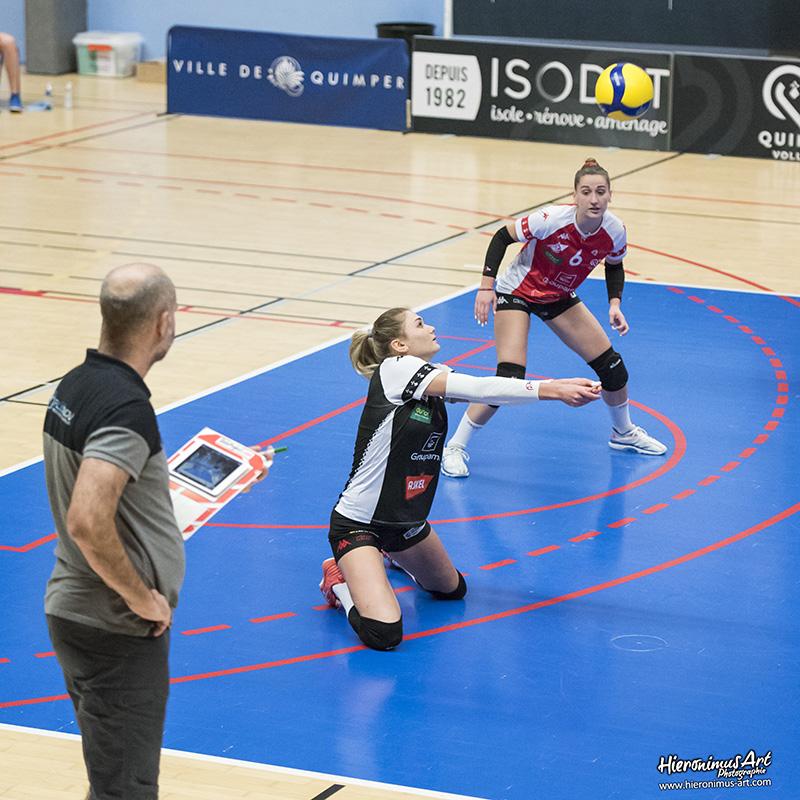 76-QuimperVolley29 - Volley-Ball Halluin