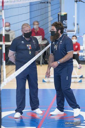 105-Quimper Volley 29 VS Levallois Sporting Club