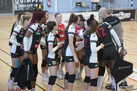 107-Quimper Volley 29 VS Levallois Sporting Club