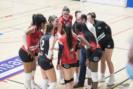 107-QuimperVolley29 - Volley-Ball Halluin