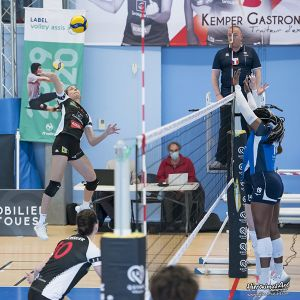 112-Quimper Volley 29 VS Levallois Sporting Club
