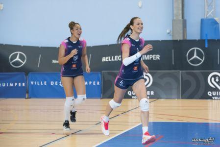 113-Quimper Volley 0 - 3 Evreux Volley Ball