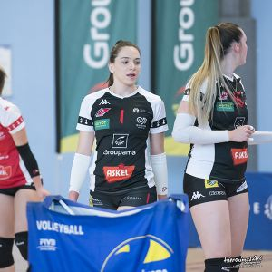 12-Quimper Volley 29 VS Levallois Sporting Club