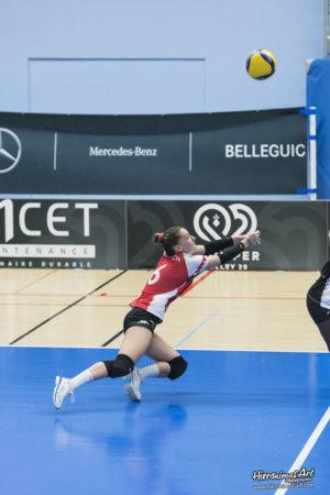 128-QuimperVolley29 - Volley-Ball Halluin
