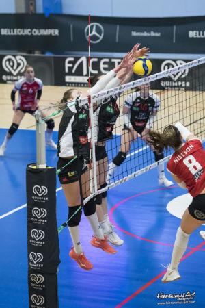 141-QuimperVolley29 - Volley-Ball Halluin