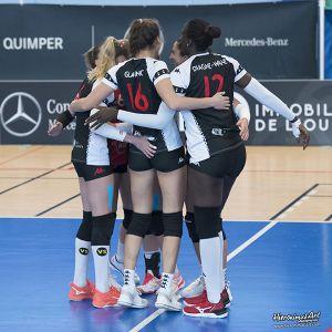 143-Quimper Volley 29 VS Levallois Sporting Club