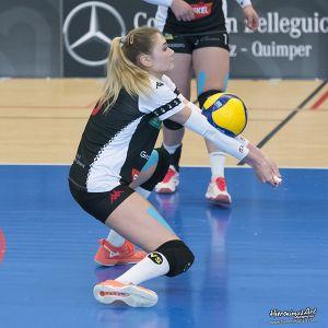 146-Quimper Volley 29 VS Levallois Sporting Club