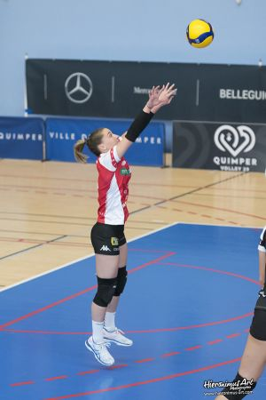 146-Quimper Volley 29 VS Sens Volley 89