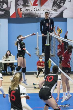 147-QuimperVolley29 - Volley-Ball Halluin