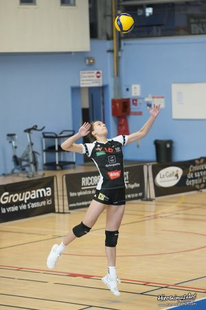 152-Quimper Volley 29 VS Sens Volley 89
