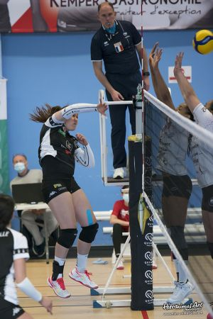 155-Quimper Volley 29 VS Sens Volley 89