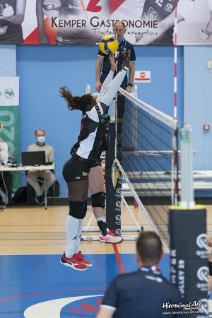 156-Quimper Volley 29 VS Sens Volley 89