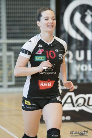 159-Quimper Volley 0 - 3 Evreux Volley Ball