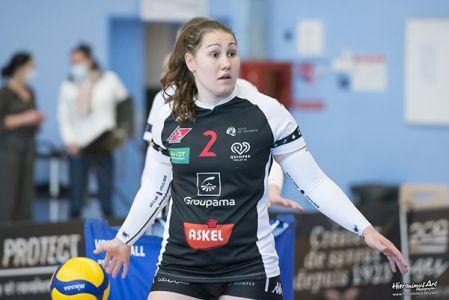 16-Quimper Volley 29 VS Levallois Sporting Club