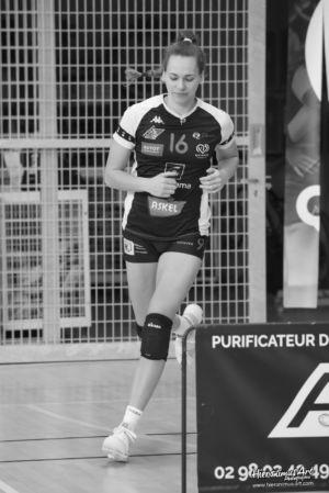 163-Quimper Volley 0 - 3 Evreux Volley Ball