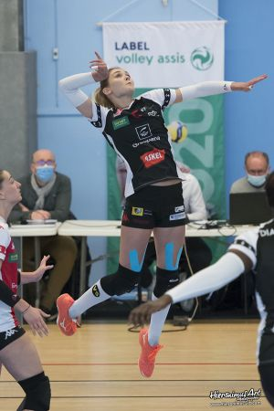 164-Quimper Volley 29 VS Sens Volley 89