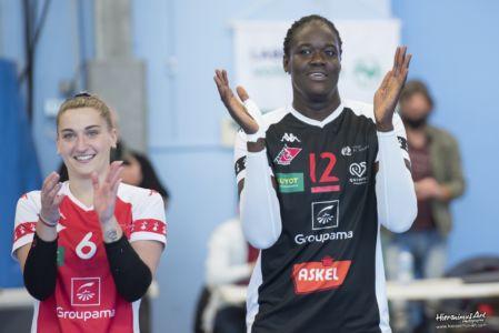 167-Quimper Volley 0 - 3 Evreux Volley Ball
