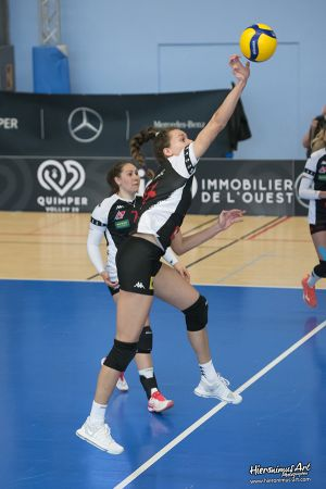 170-Quimper Volley 29 VS Sens Volley 89