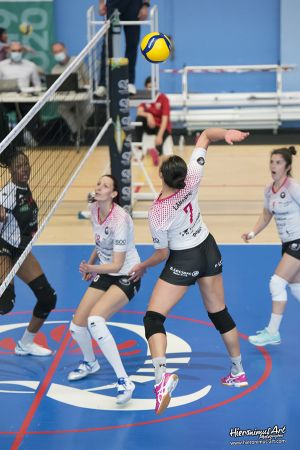 176-Quimper Volley 29 VS Sens Volley 89