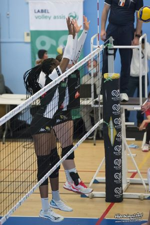 183-Quimper Volley 29 VS Sens Volley 89