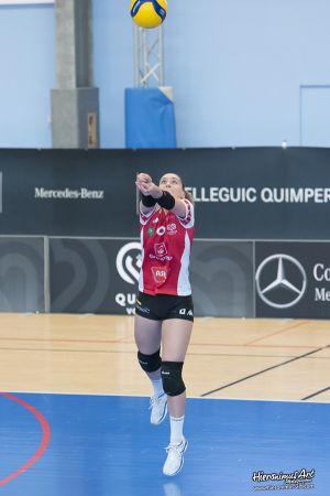 184-Quimper Volley 29 VS Levallois Sporting Club