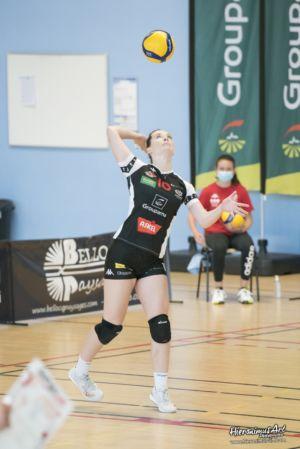 188-Quimper Volley 0 - 3 Evreux Volley Ball