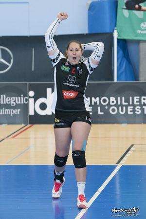 196-Quimper Volley 29 VS Levallois Sporting Club