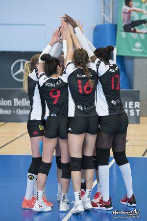 198-Quimper Volley 29 VS Levallois Sporting Club