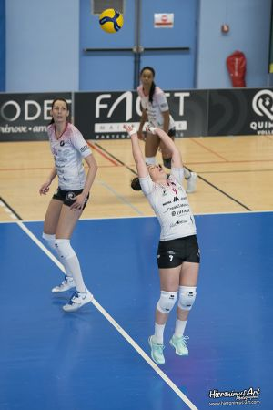 198-Quimper Volley 29 VS Sens Volley 89