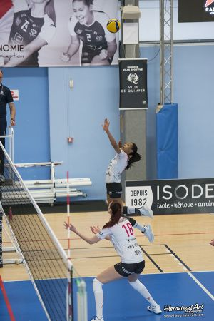 199-Quimper Volley 29 VS Sens Volley 89