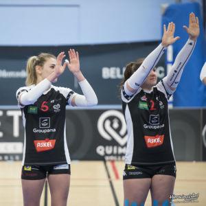 2-QuimperVolley29 - Volley-Ball Halluin