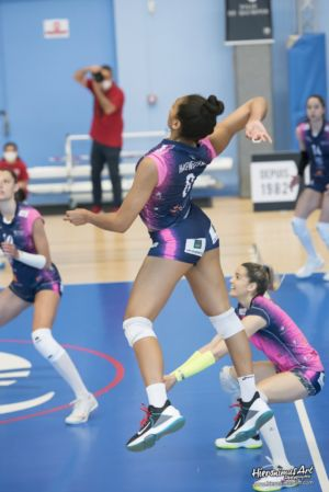 202-Quimper Volley 0 - 3 Evreux Volley Ball