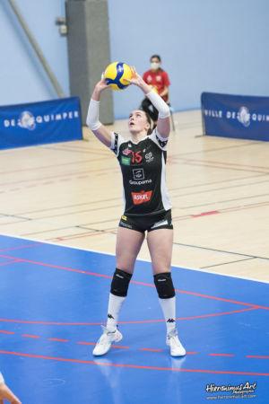 202-QuimperVolley29 - Volley-Ball Halluin