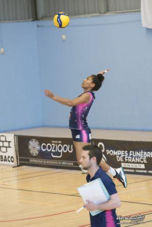 203-Quimper Volley 0 - 3 Evreux Volley Ball