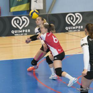 21-Quimper Volley 0 - 3 Evreux Volley Ball