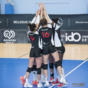 213-Quimper Volley 29 VS Levallois Sporting Club