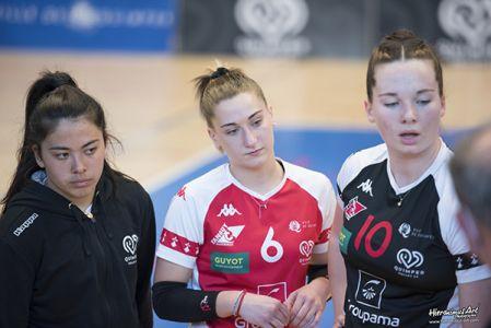 219-Quimper Volley 29 VS Levallois Sporting Club