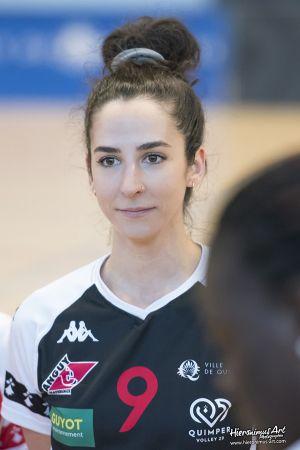 230-Quimper Volley 29 VS Levallois Sporting Club