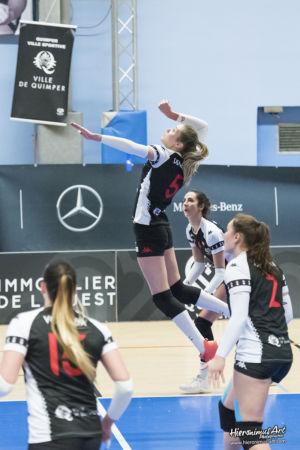 250-QuimperVolley29 - Volley-Ball Halluin