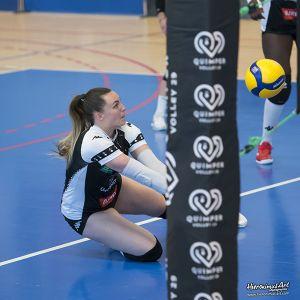 255-Quimper Volley 29 VS Levallois Sporting Club